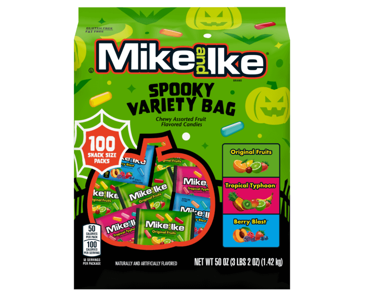 Mike and Ike Variety Bag